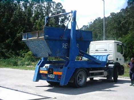 Recolha e Transporte de Resíduos
